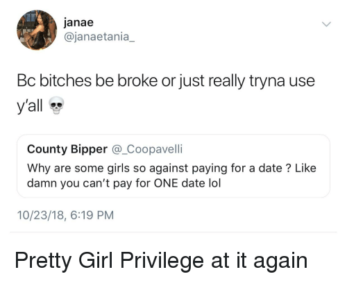 why are girls bitches