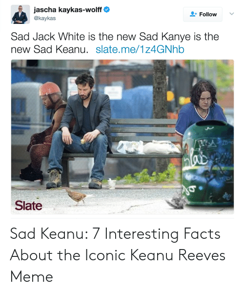 20 Tumblr Posts That Prove How Lucky We Are To Have Keanu Reeves Bored Panda