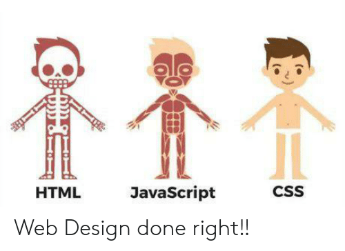css: JavaScript  CSS  HTML Web Design done right!!