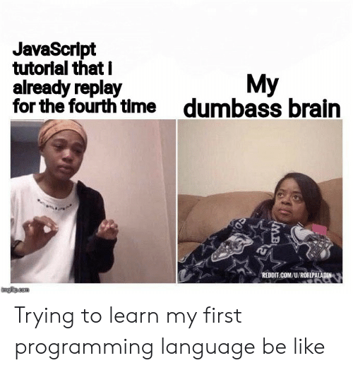 JavaScript Tutorial That I Already Replay for the Fourth Time My