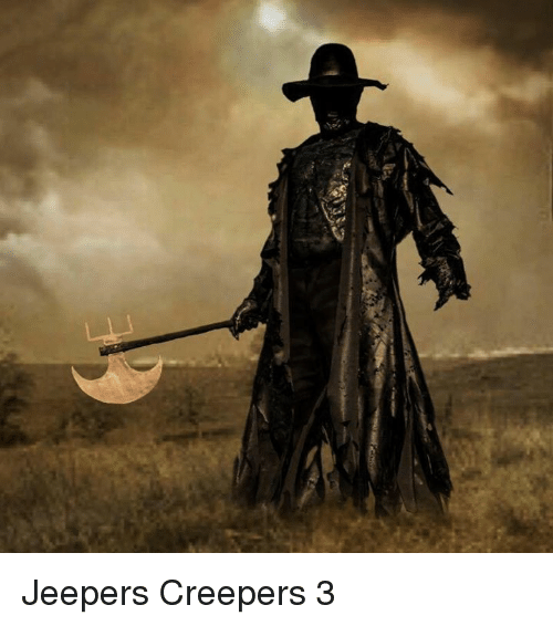 jeepers creepers: Jeepers Creepers 3