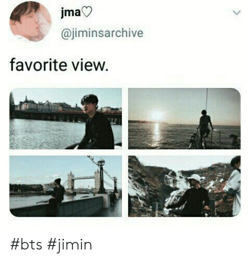 Bts, Jimin, and Bts Jimin: jma  @jiminsarchive  favorite view. #bts #jimin