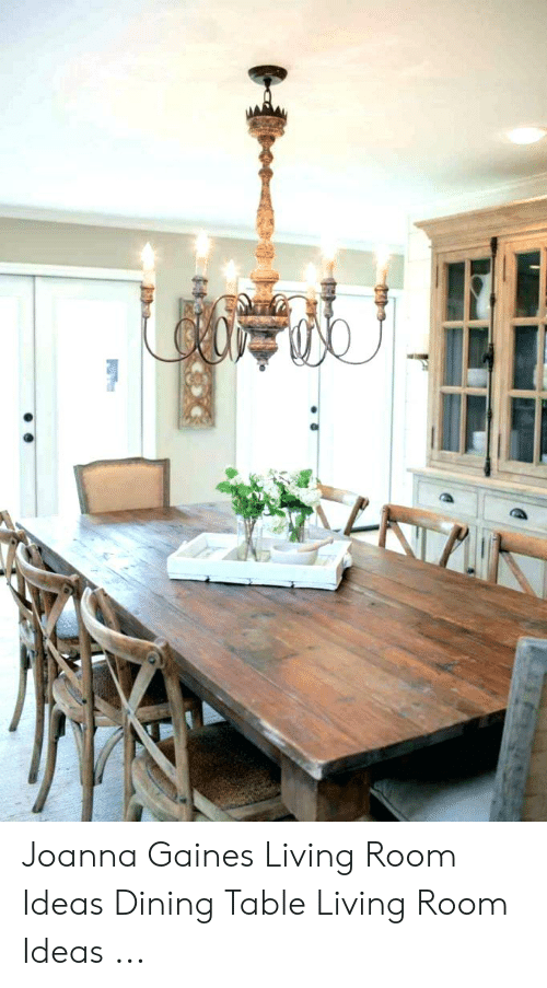 Home Decoration Joanna Gaines Kitchen Table