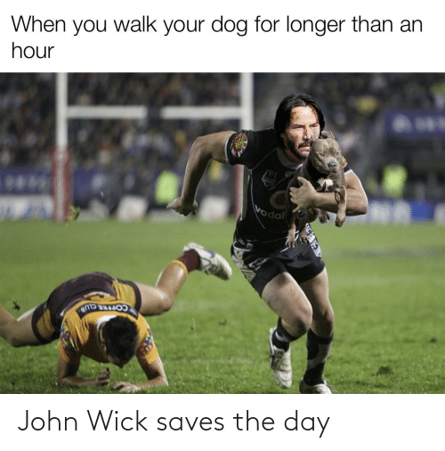 wick: John Wick saves the day