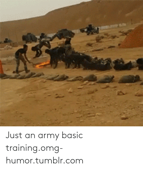 Basic Training: Just an army basic training.omg-humor.tumblr.com