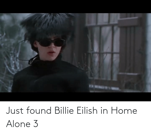 Home Alone: Just found Billie Eilish in Home Alone 3