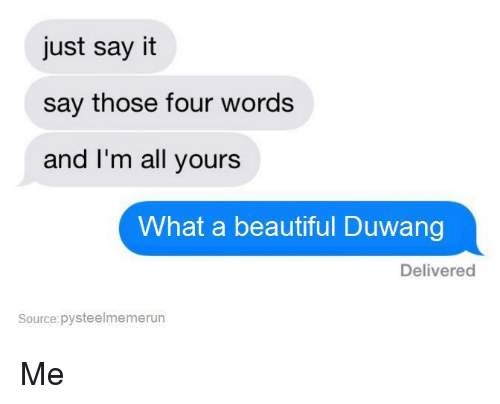 What A Beautiful Duwang
