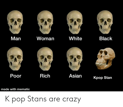 Stans: K pop Stans are crazy