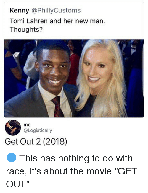 Kenny Tomi Lahren And Her New Man Thoughts Mo Get Out 2 2018