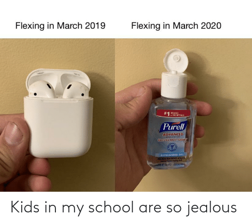 jealous: Kids in my school are so jealous