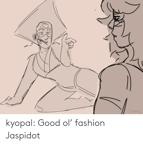 Fashion: kyopal:  Good ol' fashion Jaspidot