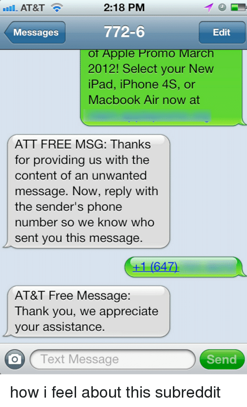 L AT&T 218 PM Messages 772-6 Edit of Apple Promo March |2012