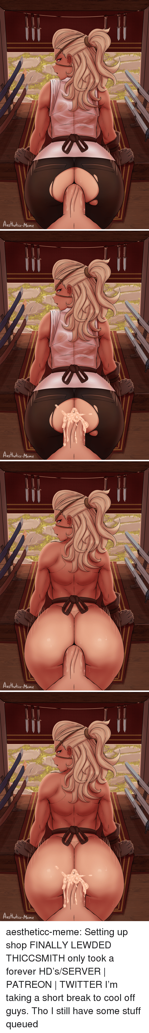 Meme Tumblr: L2  esThefice-Meme   L2  esThefice-Meme   esThefice-Meme   esThefice-Meme aestheticc-meme: Setting up shop FINALLY LEWDED THICCSMITH only took a forever HD's/SERVER| PATREON| TWITTER I'm taking a short break to cool off guys. Tho I still have some stuff queued