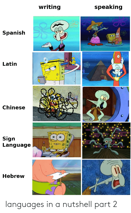 In A: languages in a nutshell part 2