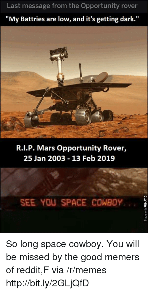 mars rover final message - photo #8