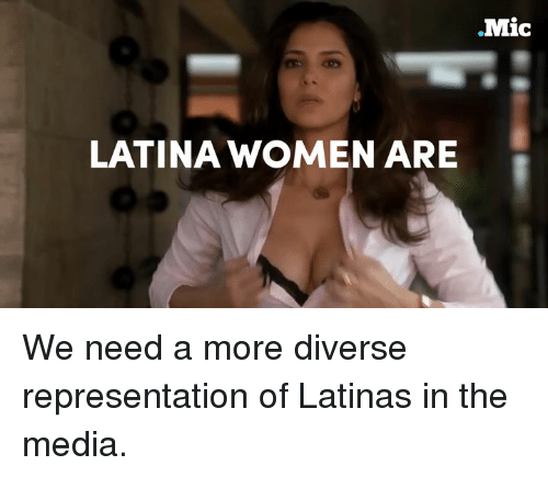 Latina women are the best