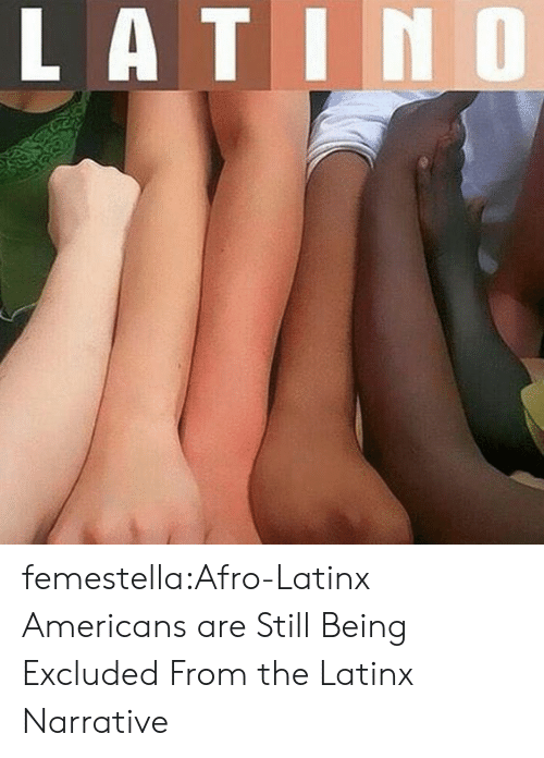 afro: LATINO femestella:Afro-Latinx Americans are Still Being Excluded From the Latinx Narrative