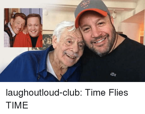 Club, Tumblr, and Blog: laughoutloud-club:  Time Flies TIME