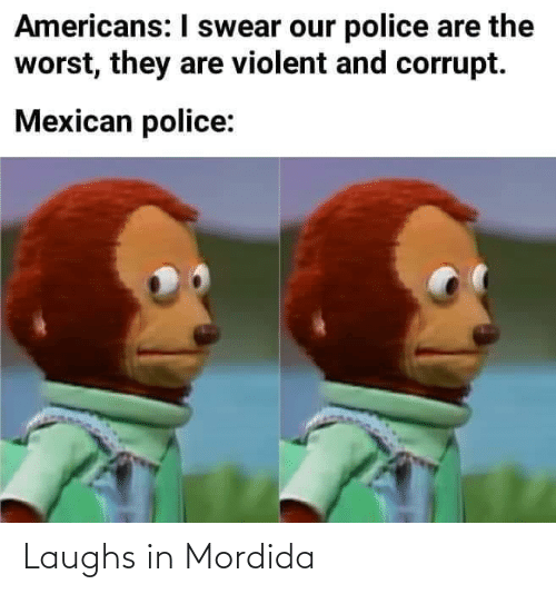 Laughs: Laughs in Mordida
