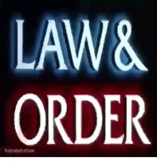 Law & Order, Law, and Order: LAW  ORDER  02