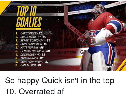 25 Best Memes About Cam Talbot Cam Talbot Memes