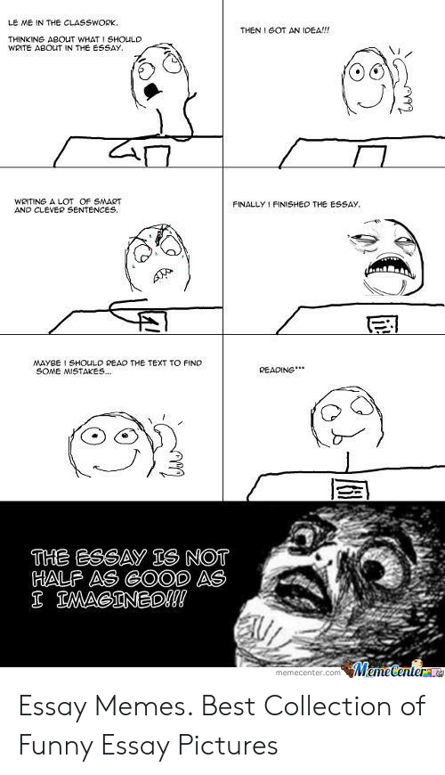 25 Best Memes About Funny Essay Funny Essay Memes