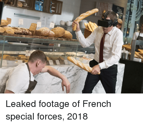special forces: Leaked footage of French special forces, 2018