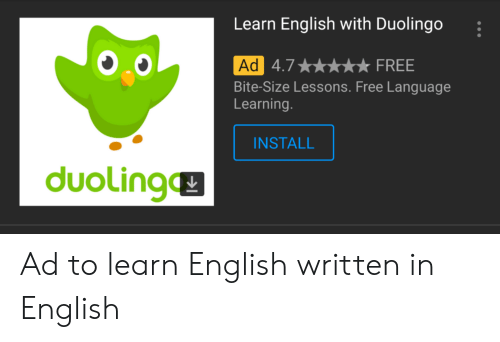 Learn English With Duolingo a 47 FREE Bite-Size Lessons Free