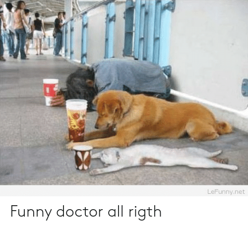 Lefunny: LeFunny.net Funny doctor all rigth