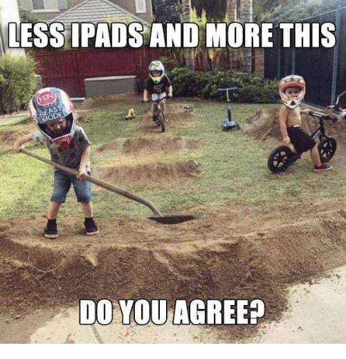 ipads: LESS IPADS AND MORETHIS  DO YQUAGREE?