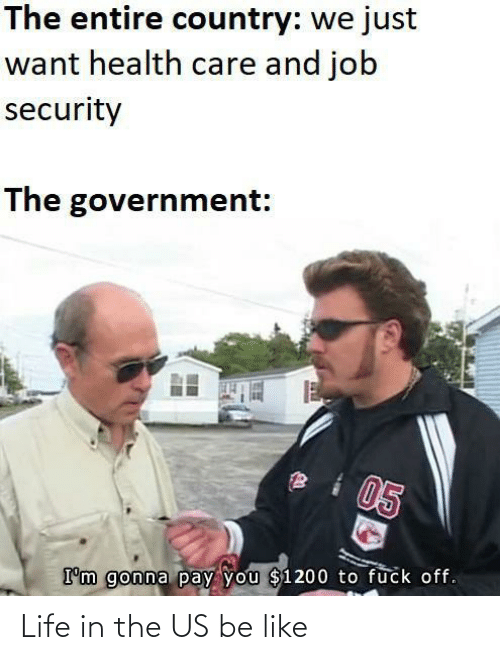 The Us: Life in the US be like