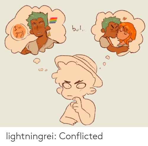 conflicted: lightningrei:  Conflicted