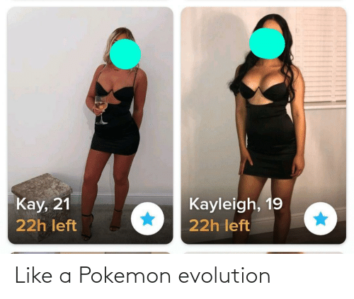 Pokemon: Like a Pokemon evolution