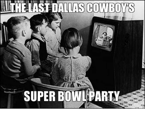 Dallas Cowboys, Memes, and Party: lilTHELAST DALLAS COWBOYS  SUPER BOWL PARTY