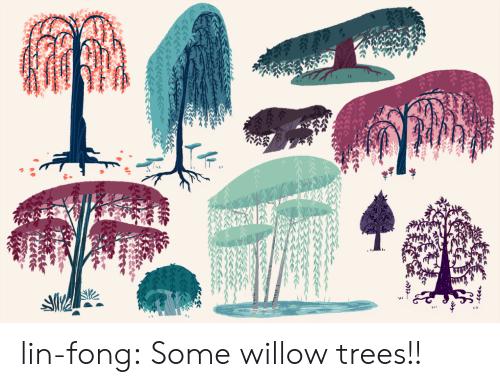 willow: lin-fong:  Some willow trees!!