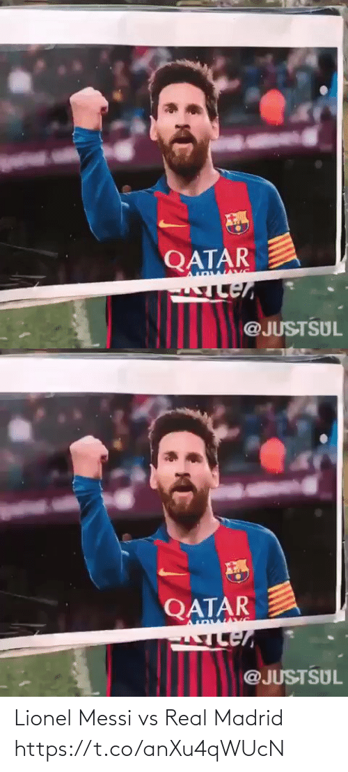 Messi: Lionel Messi vs Real Madrid  https://t.co/anXu4qWUcN