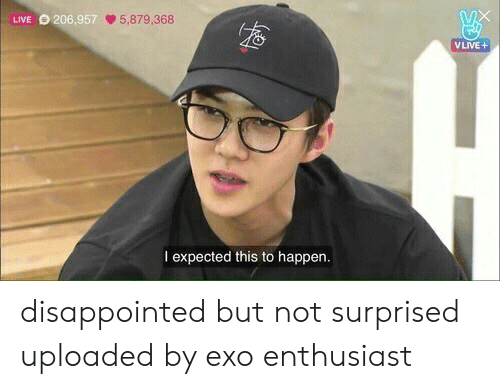 LIVE 206957 5879368 VLIVE+ I Expected This to Happen
