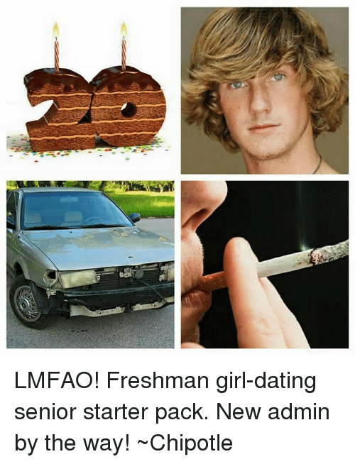 Hvorfor seniorer dating Freshman