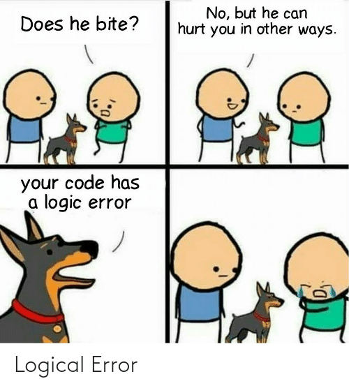 error: Logical Error