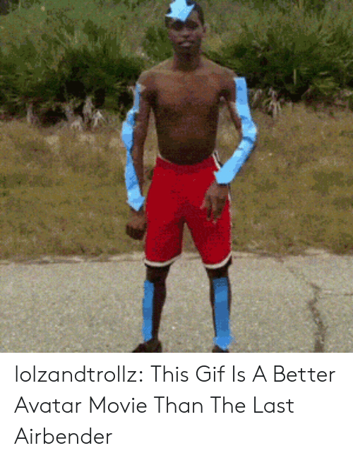 The Last Airbender: lolzandtrollz:  This Gif Is A Better Avatar Movie Than The Last Airbender