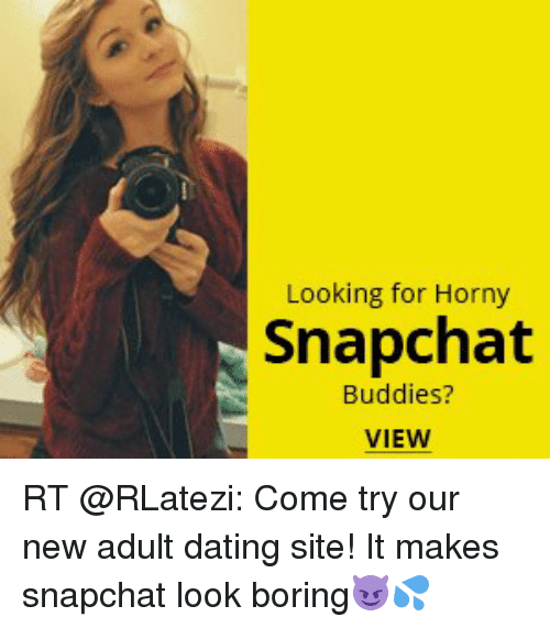 Free adult snapchat dating sites