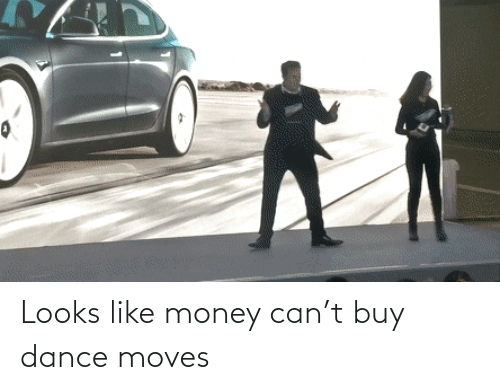 Dance: Looks like money can't buy dance moves