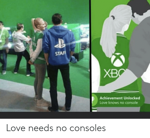 Love: Love needs no consoles