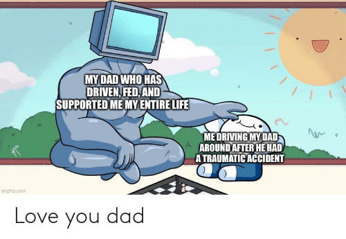 love you: Love you dad