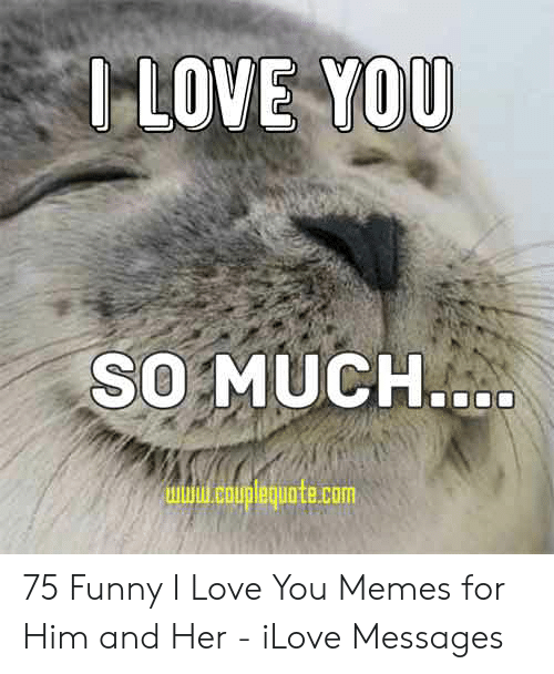 25 Best Memes About Funny I Love You Memes For Him Funny I Love You Memes For Him Memes