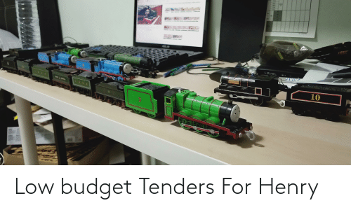 henry: Low budget Tenders For Henry