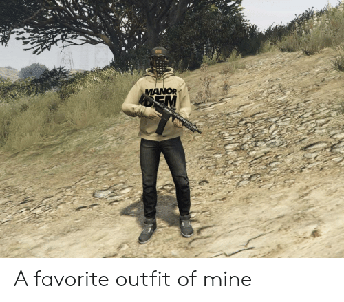 Mine, Dem, and Manor: MANOR  DEM A favorite outfit of mine