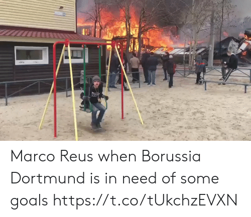 Marco: Marco Reus when Borussia Dortmund is in need of some goals  https://t.co/tUkchzEVXN