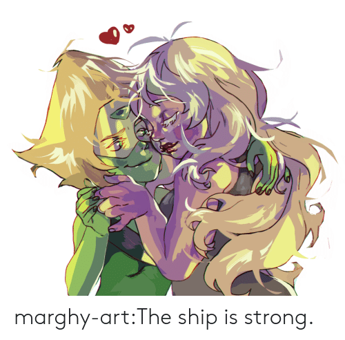 Tumblr, Blog, and Http: marghy-art:The ship is strong.