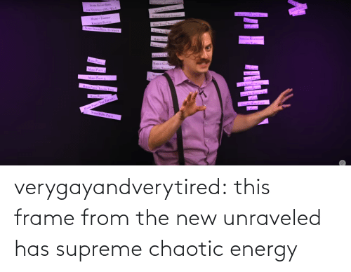 Energy: MARIO RAHBIDS  SUPER SMASHI BROS, ULTIn  |nI m  1|/N verygayandverytired:  this frame from the new unraveled has supreme chaotic energy
